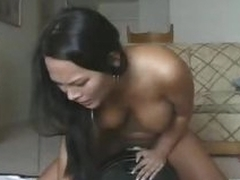 She has an orgasm riding transmitted to Sybian