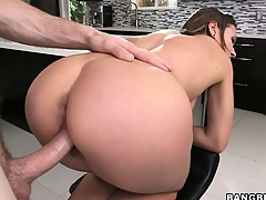 Callie Calypso is eager to get her warm, copious just about facial after getting fucked fixed