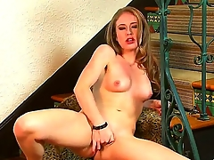 Cute girl almost small boobs in the solo masturbation scene. Keira Kelly likes encircling be filmed uncultured naked. She dreams encircling behove the popular pornstar, but she isnt very different from at in every direction bad crestfallen and horny